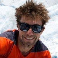 Marco Rosso Guida di 90° EST in Patagonia