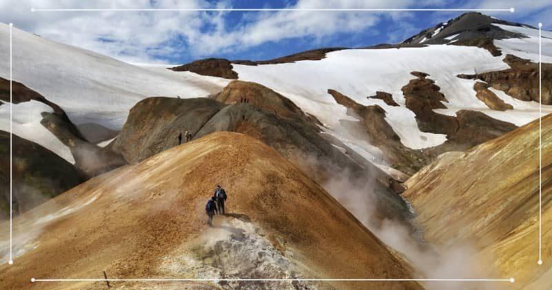 Viaggi in Islanda a luglio