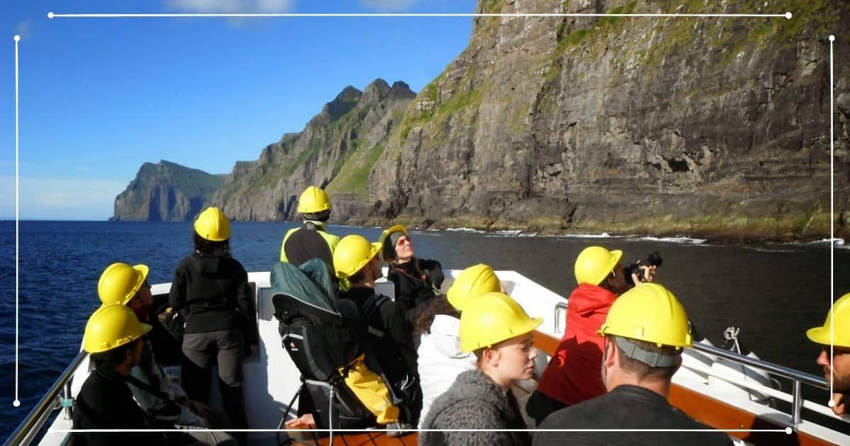 Viaggio Isole Faroe - Escursione in barca