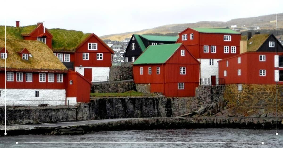 Viaggio Isole Faroe - Tinganes