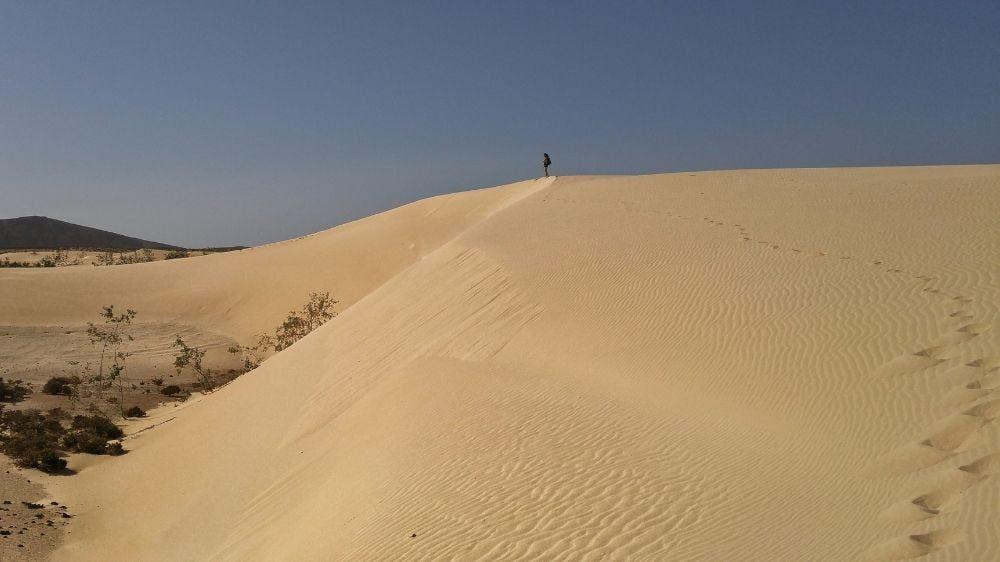 Dune di Corralejo a Fuerteventura