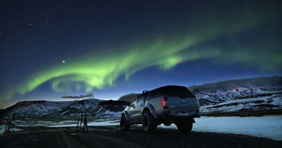 Tour Islanda aurora boreale