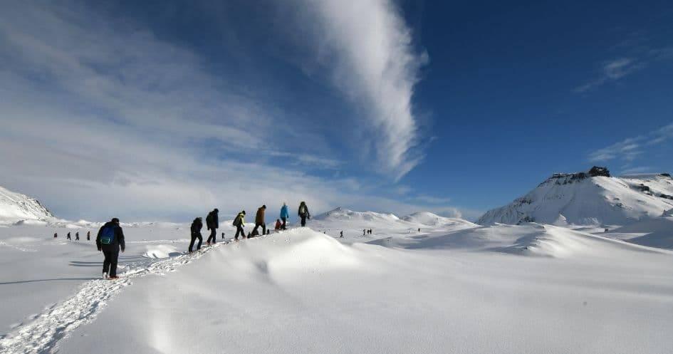 Escursione Islanda aurora boreale