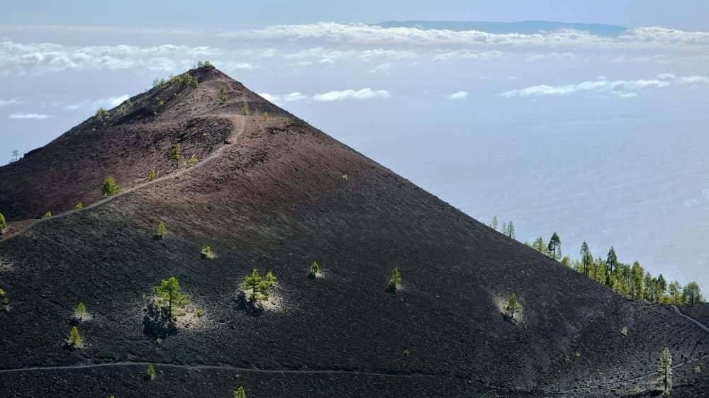 La Palma: Cumbre Vieja