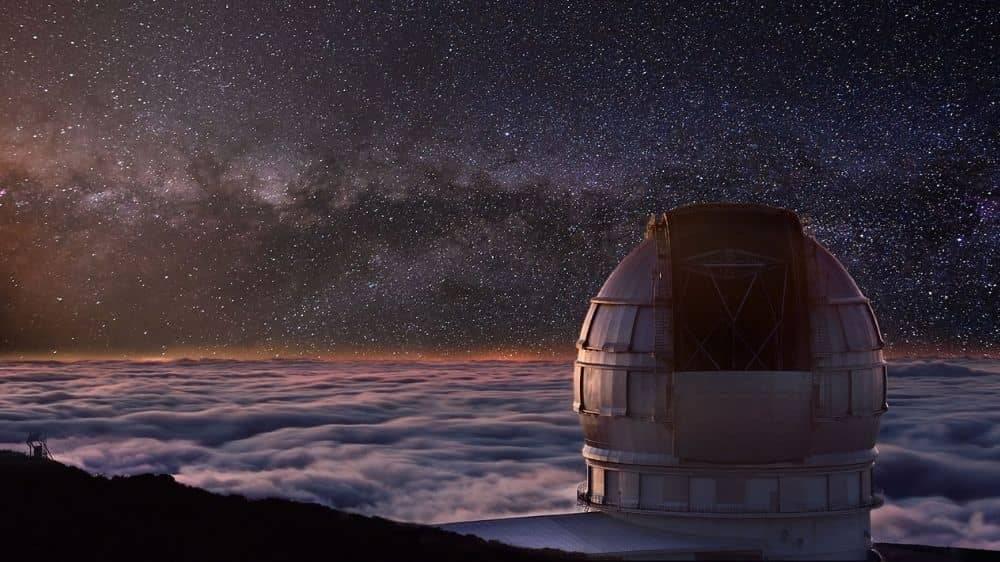 La Palma: Osservatorio Roque de Los Muchachos