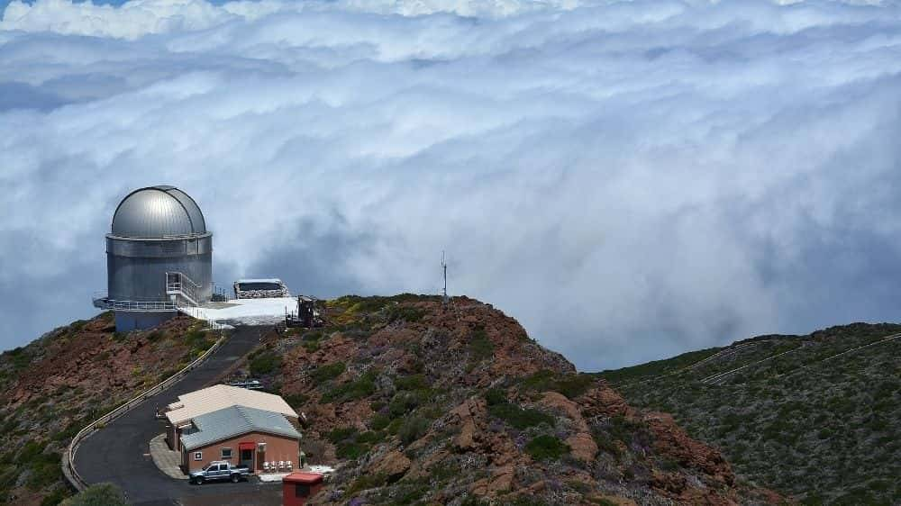 La Palma: Osservatorio astronomico