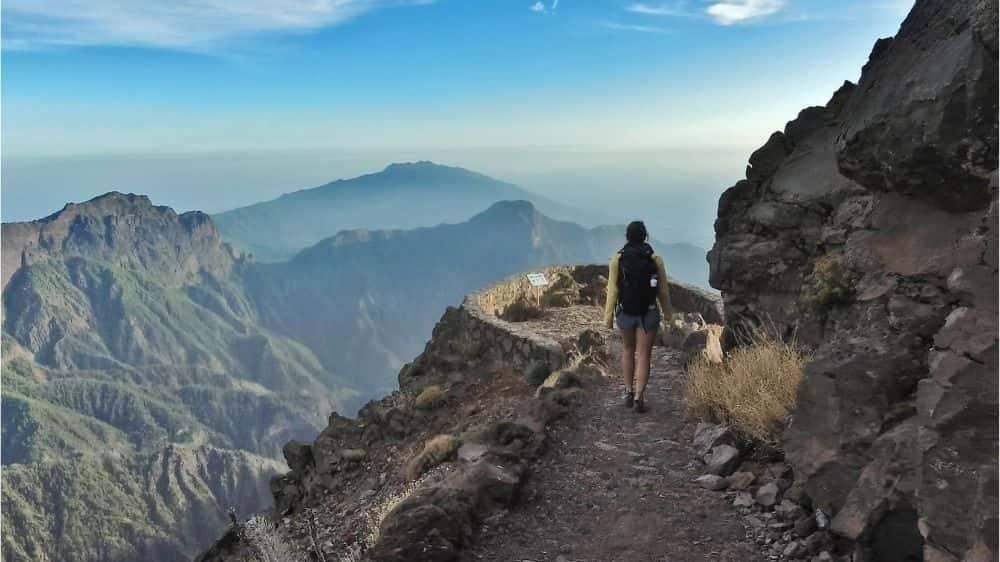 La Palma: Roque de los Muchacos