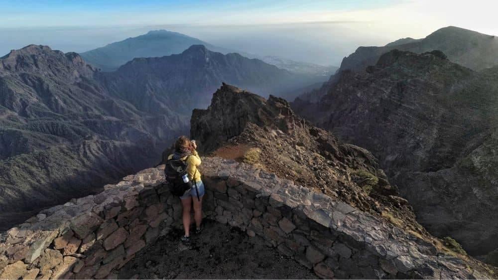 Viaggio a La Palma: Vulcano Taburiente