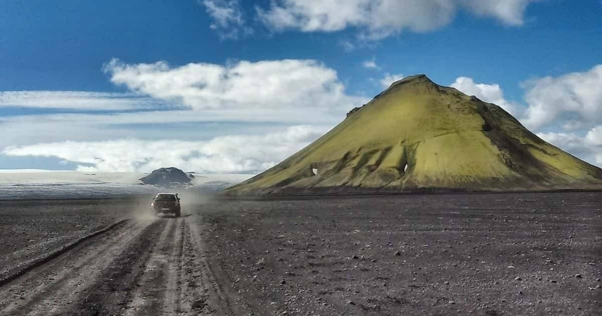 Islanda - In 4X4 nel deserto centrale