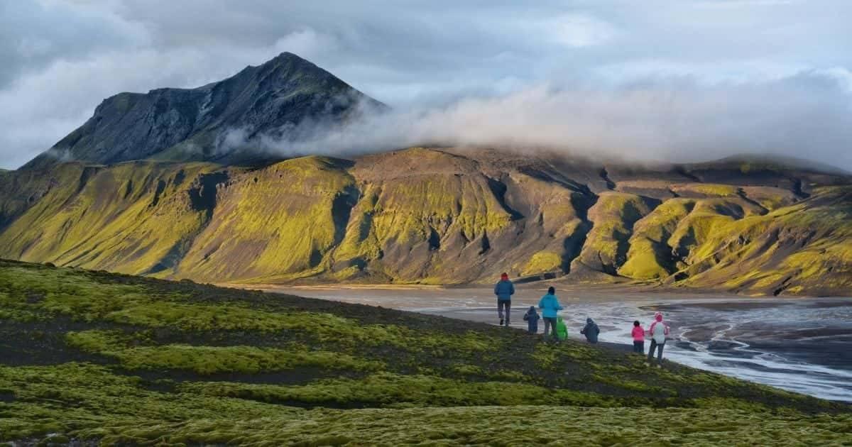 Islanda - Escursione nella Riserva Naturale di Fjallabak