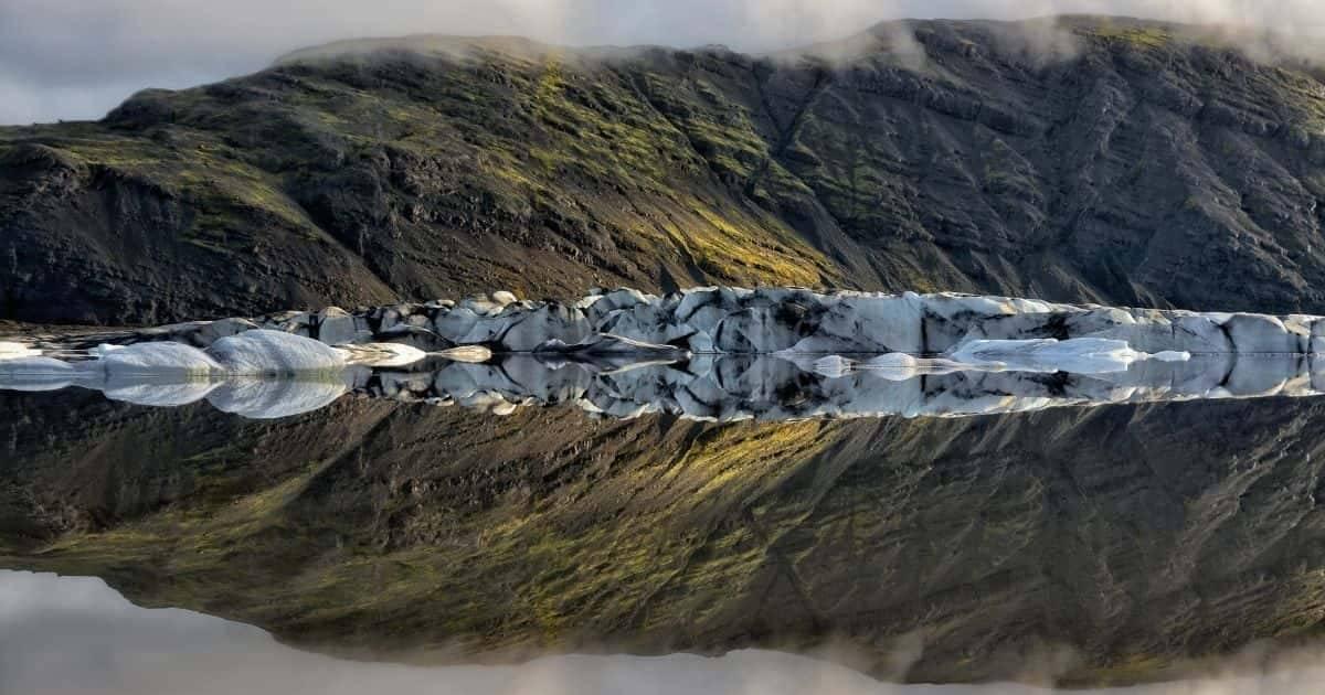 Islanda - Laguna glaciale del Vatnajökull
