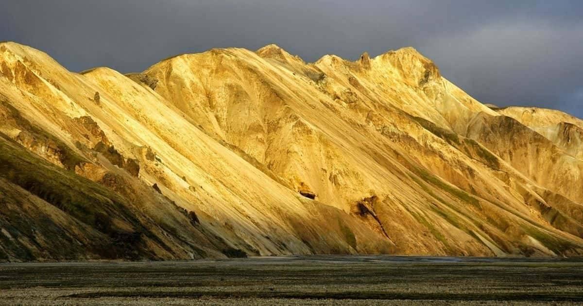 Islanda - Landmannalaugar
